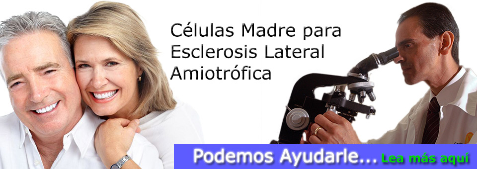 Células Madre para tratar Esclerosis Lateral Amiotrófica en Guatemala