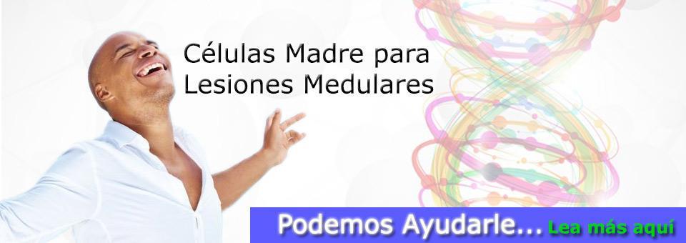 Células Madre para tratar Lesiones Medulares en Guatemala